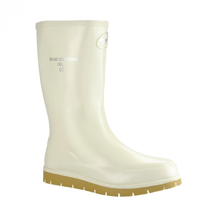 Novesta LADIES FOOD ANTISLIP WHITE