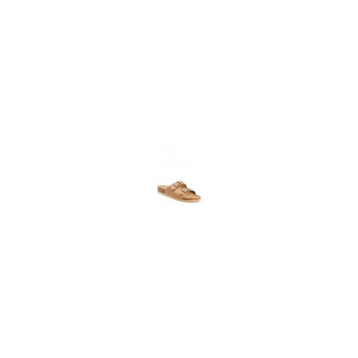 3c029621fd0a Uni Barea šľapky béžové