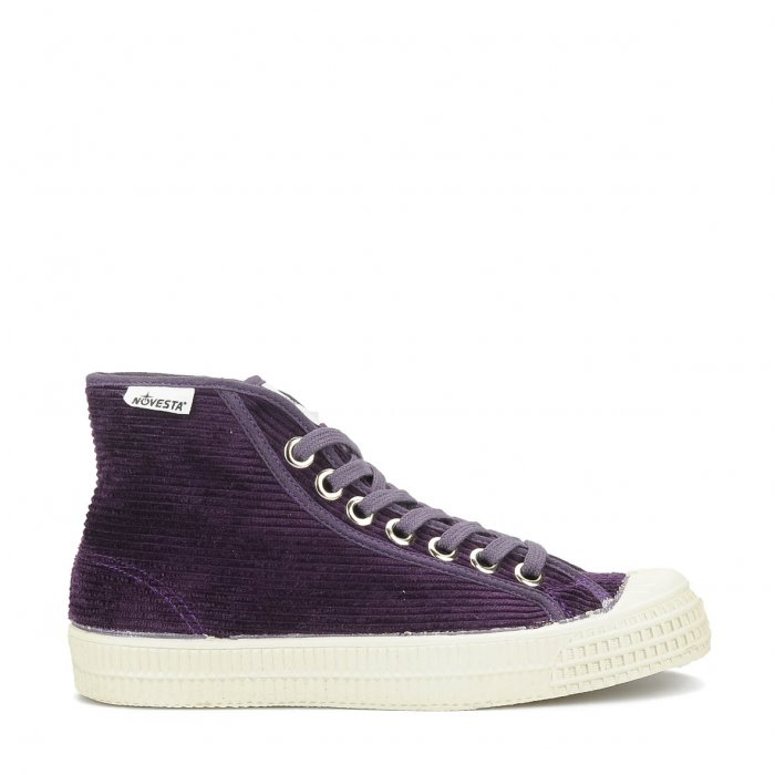 Novesta STAR DRIBBLE Corduroy Purple