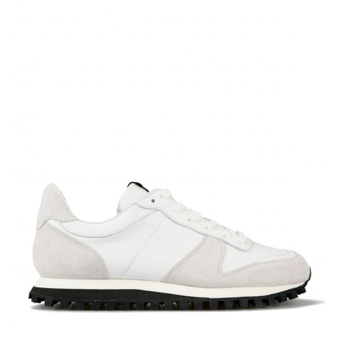 Novesta MARATHON LEATHER WHITE