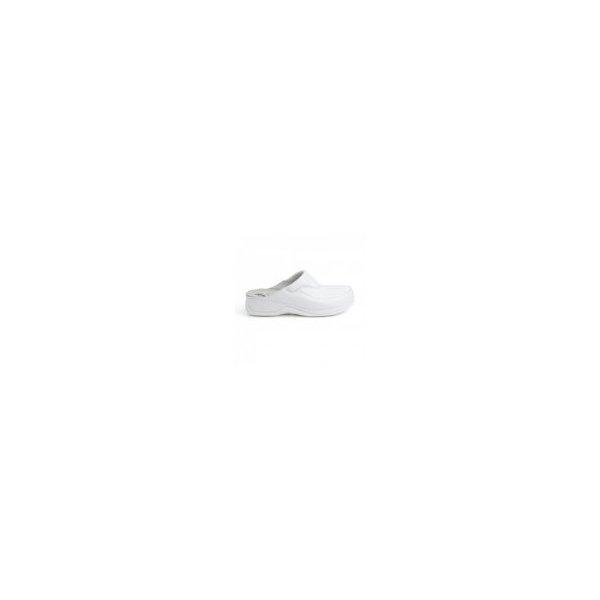 9915fd63012cf BATZ Dámske zdravotné šľapky FC04 White | topanky.sk