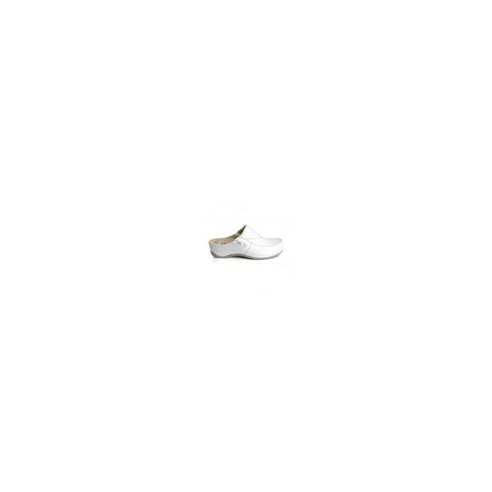 6513a66352a6 BATZ Dámske zdravotné šľapky FC10 White